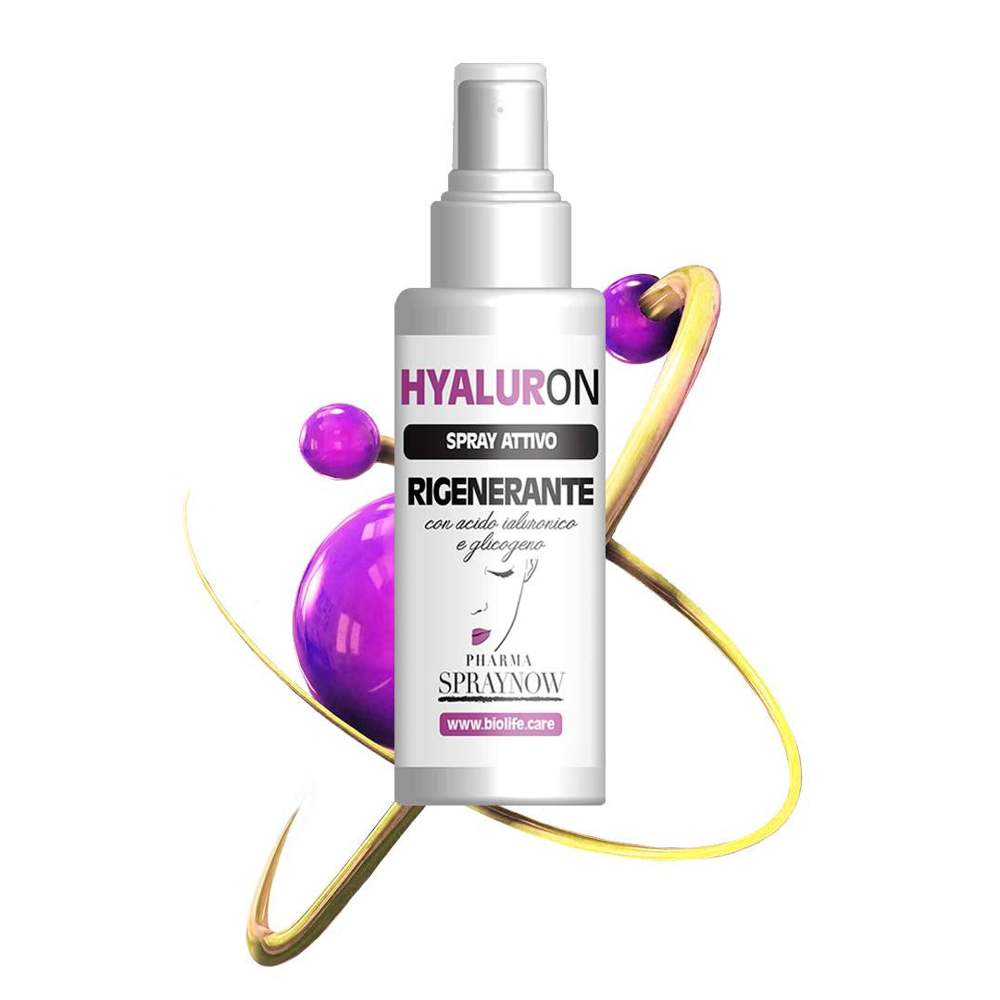 Hyaluron cosmetico anti age all'acido ialuronico